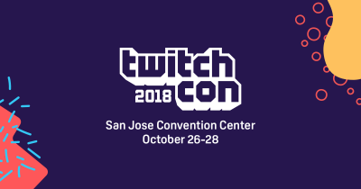 Brandon J. Huffman Speaks at TwitchCon 2018