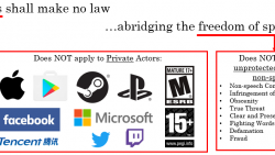 The First Amendment and Video Games – Part 4: What is Protection?
