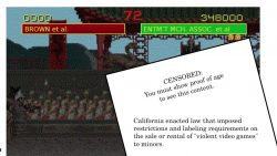 The First Amendment and Video Games – Part 5: Brown v. EMA