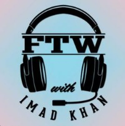 Brandon J. Huffman Featured on FTW with Imad Khan